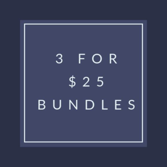 bundle3for25